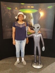 Welcome Committee, Roswell Visitor's Center